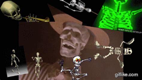 spooky scary skeletons jontron jon jafari   meme