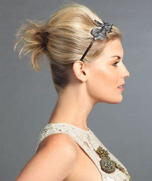 pouf hairstyle accessories 17 best images about hair accessories on