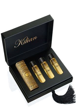 Impression Gold Fusion Sprei Set oud perfume 235 to design your own and