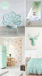 Mint Home Decor Pastel Room Colors Home Design And Interior