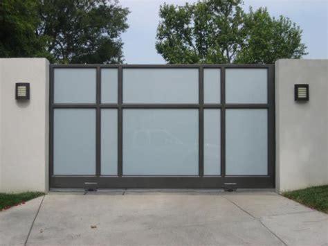 best 25 modern gates ideas on aluminium