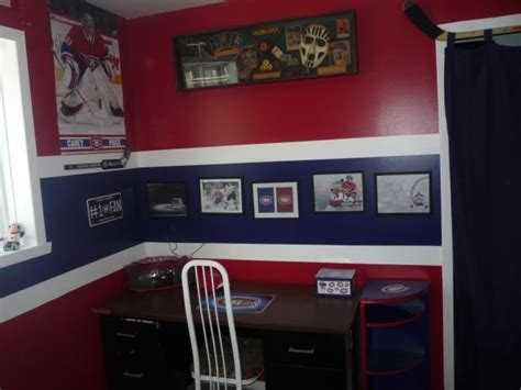 Hockey Themed Bedrooms Can Be 17 Best Images About Room Decor On