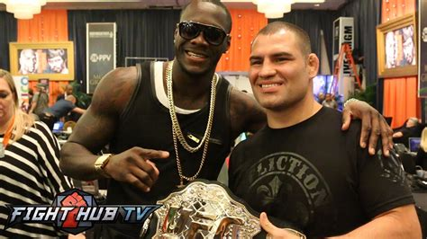 In Search Of The Wilder Cain Velasquez Meets Deontay Wilder Mma Meets Boxing Mayweather Pacquiao