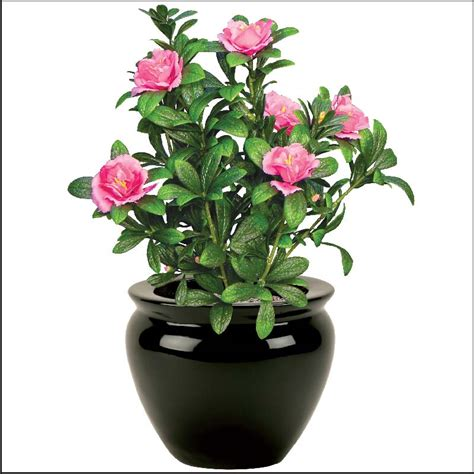 outdoor artificial azalea bushes artificial outdoor flowers