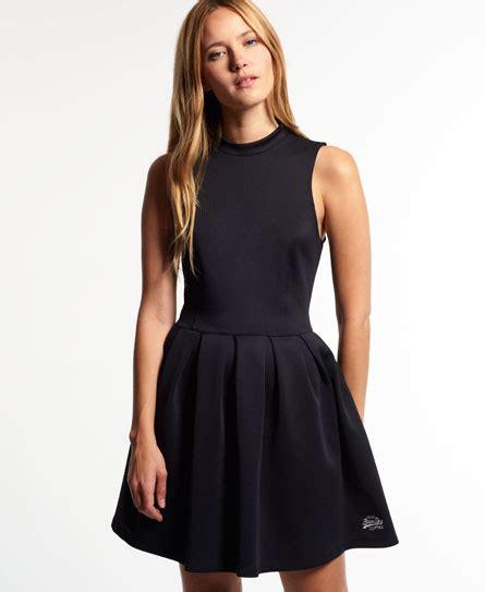 superdry premium scuba dress s dresses