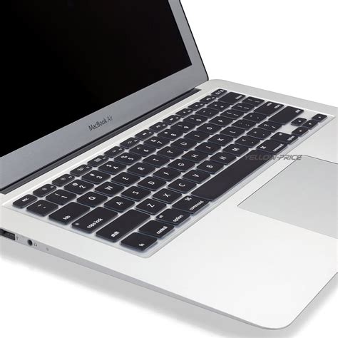 Keyboard Macbook Air utra thin 2 pack silicon keyboard cover for macbook air