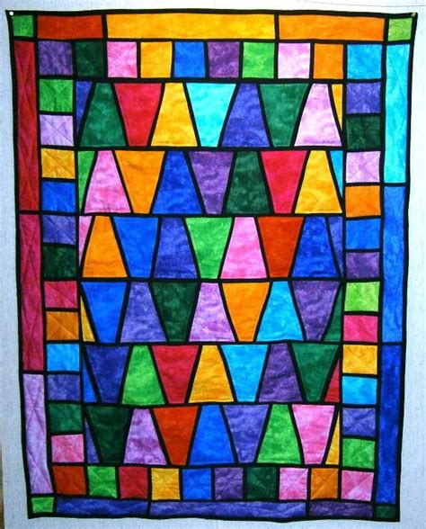 Stained Glass Quilting by Stained Glass Quilt Quilting