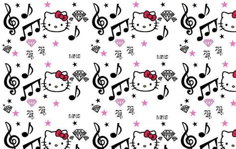 hello kitty music wallpaper hello kitty wallpapers 35 wallpapers adorable wallpapers