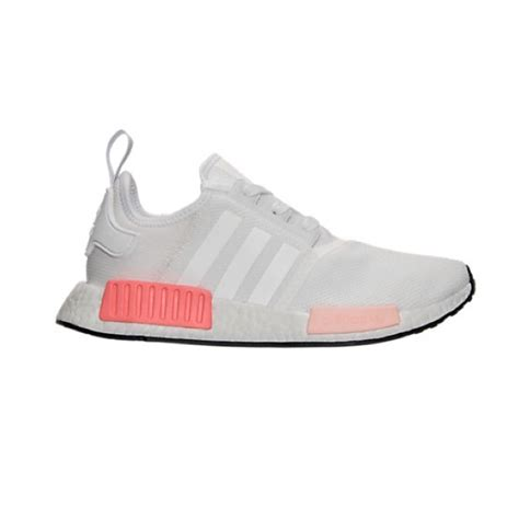 Adidas Nmd R1 White Pink For w adidas nmd r1 white pink sneaker