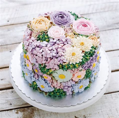 cake designs 20 beautiful inspired floral cake designs blazepress