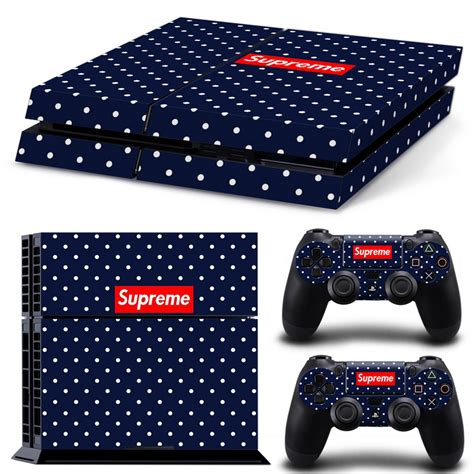Ps4 Touchpad Aufkleber by Ps4 Supreme Skin Gadget