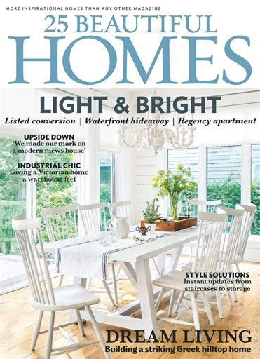beautiful homes magazine 25 beautiful homes magazine september 2017 subscriptions