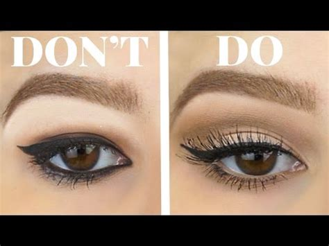 eyeshadow tutorial for hooded eyes hooded eyes do s and don ts eyeshadow eyeliner for