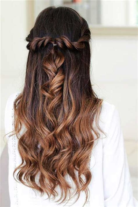 haircuts for long hair easy 30 easy long hairstyles 2015 2016 long hairstyles 2016
