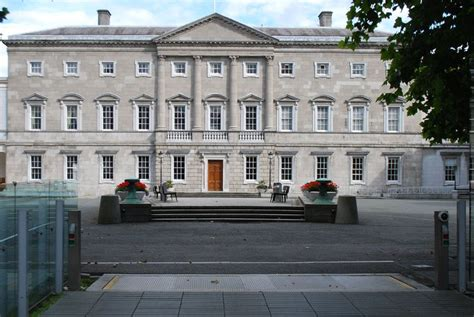 designer of the white house the design of the white house was influenced by the leinster house which is located