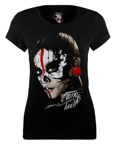 tshirt voodoo black by duke78 duke78 fashion