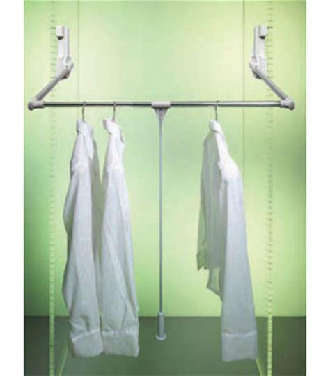 Rak Gantungan Baju Ikea Rigga gantungan baju tarik vitco lift 700 alm aksesoris wardrobe