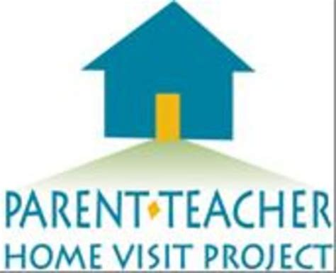 photos from the parent home visit project
