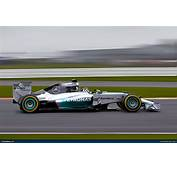 AUSmotivecom &187 2014 Mercedes AMG F1 W05 Revealed