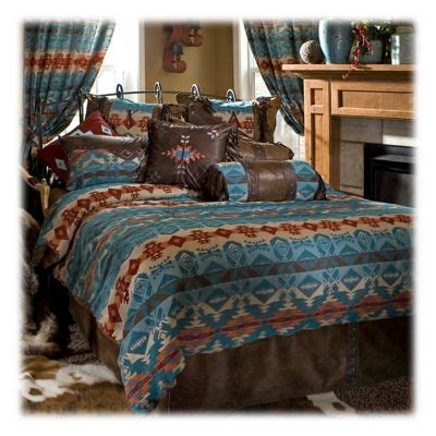 bass pro bedding turquoise chamarro bedding collection comforter set
