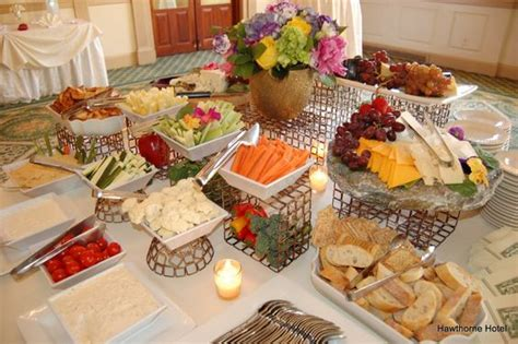 Appetizers For Wedding Reception Recipes by Appetizer Only Wedding Reception Weddings At The
