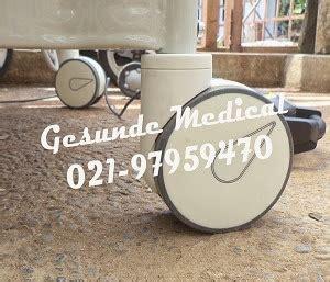 Ranjang Roda tempat tidur rumah sakit elektrik abs toko medis jual alat kesehatan