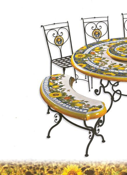 piastrelle deruta emejing tavoli in ceramica gallery acrylicgiftware us