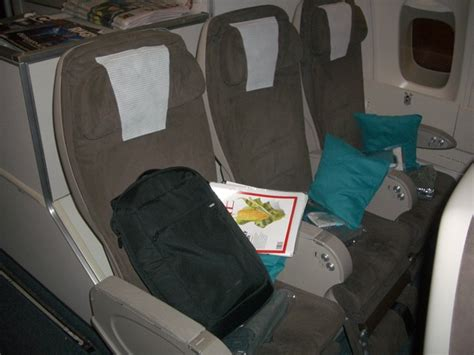 Air New Zealand Premium Economy Recline by Review Premium Economy On Air New Zealand
