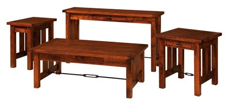 table tucson furniture tucson console table craftsman style countryside amish