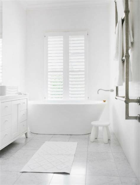 white on white bathroom ideas bathroom palette 4 pure white il bagno bianco