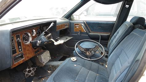 manual cars for sale 1985 buick lesabre interior lighting junkyard find 1985 buick skylark limited sedan
