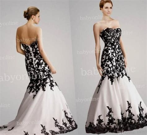 Re And White Wedding Dresses by Black Plus Size Wedding Dress Pluslook Eu Collection
