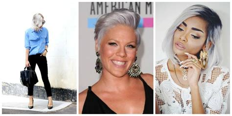 grey hair trend 2015 is granny hair really the 1 hair trend right now memes