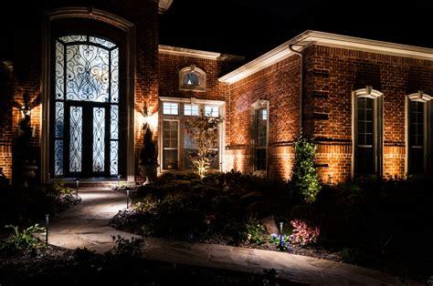 outdoor lighting ideas plano metroplex landscape lighting