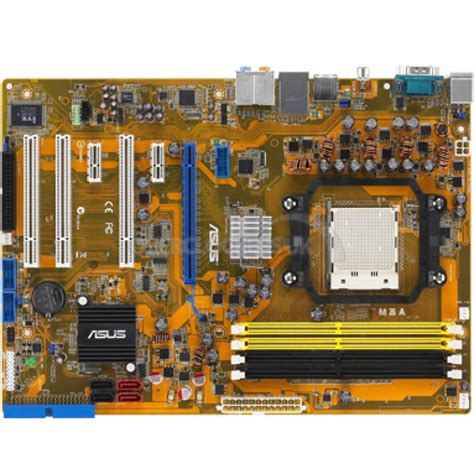 Mobo Am2 Ddr3 Ddr2 770 asus m3a amd 770 socket am2 pci express ddr2 motherboard ocuk