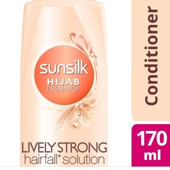 Harga Shoo Sunsilk Refresh sunsilk recharge shoo refresh 340ml