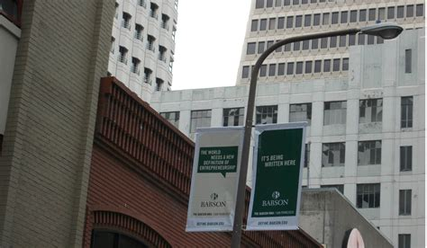 Babson Evening Mba Clusters by Babson Goes To San Francisco Graduate All College