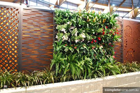 Bunnings Vertical Garden Vertical Gardens Bringing Nature Closer Completehome