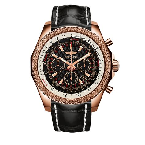 rose gold bentley breitling rose gold