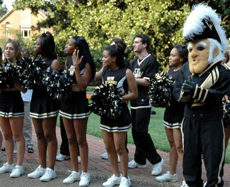 Mba At Dudley Field by Vanderbilt Commodores Mascot Mr C College Mascots