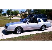 Sell Used 1987 Monte Carlo Ss Aerocoupe With T Tops In Cape Coral