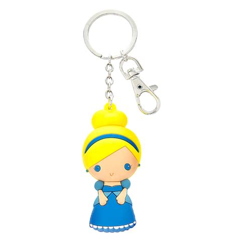 Ke 080 Keychain Princess Cinderella your wdw store disney keychain cuties princess cinderella
