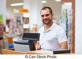 commesso libreria cassiere immagini e archivi fotografici5 086 cassiere