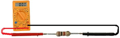 how to test a resistor