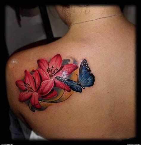 butterfly tattoo realism realistic butterfly tattoos on shoulder butterfly