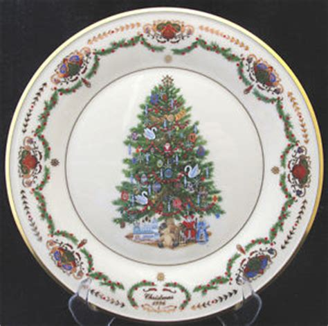 lenox xmas tree plate france lenox trees around the world plate russia 1996 ebay