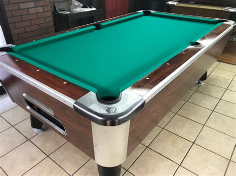 valley pool tables table 050617 valley used coin operated pool table used
