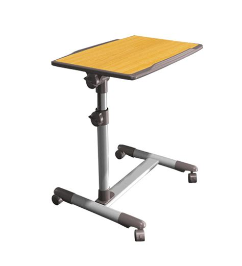 height and tilt adjustable table by defianz by defianz tables furniture pepperfry