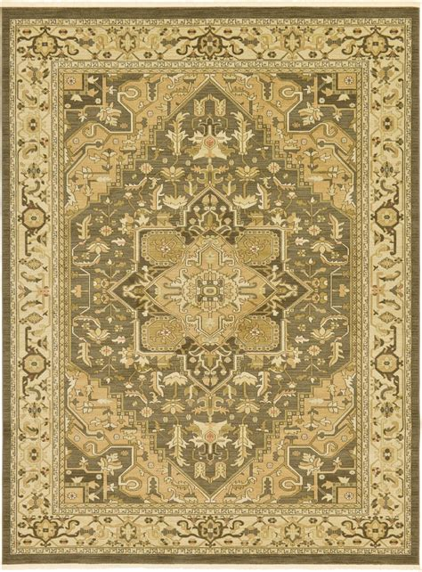 folk area rugs heriz design rug rugs traditional area rug floor carpet ebay