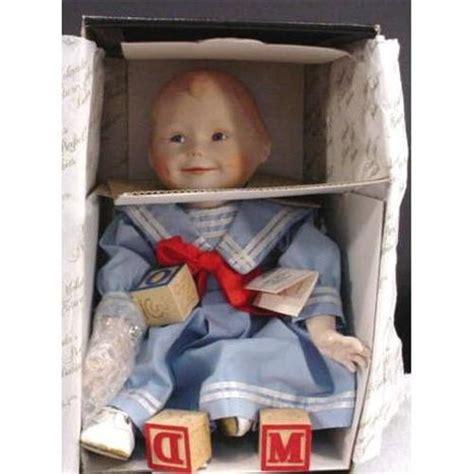 edwin m knowles china dolls edwin m knowles porcelain doll quot amanda quot